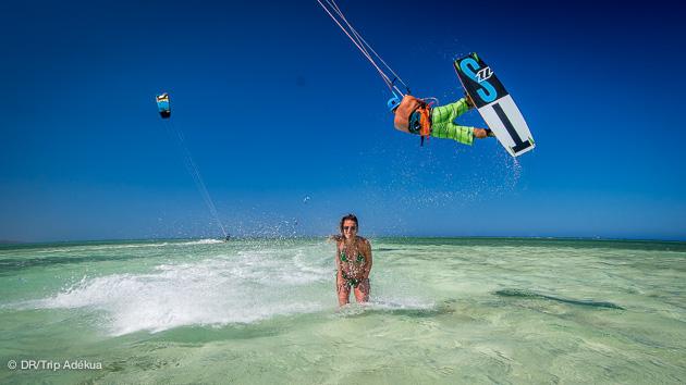 trip kite de rêve à Cabarete