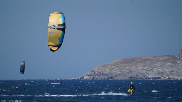 Votre séjour kite pour découvrir l'île de Lesbos en Grèce