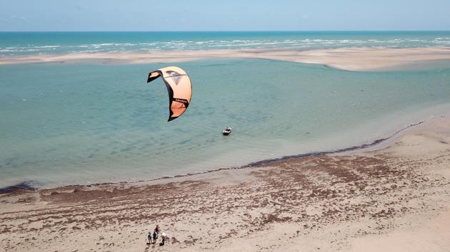 Votre séjour kitesurf et découverte de la lagune de Patos au Brésil