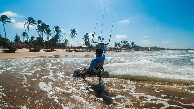 Votre séjour kitesurf à Guajiru dans le Nordeste du Brésil