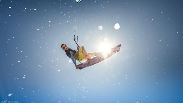 Découvrez un spot de kitesurf de rêve à Limnos en Grèce