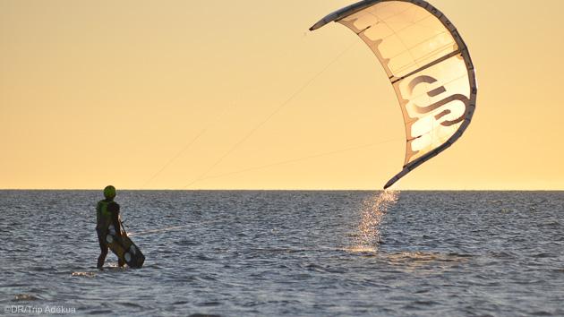 Votre séjour kitesurf de rêve sur la lagune de Dakhla au Maroc