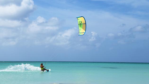 Votre séjour kitesurf de rêve à Aruba au Caraïbes