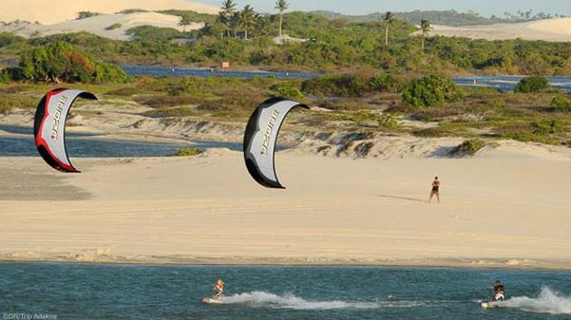 Votre séjour kitesurf à Préa dans la région du Nordeste au Brésil