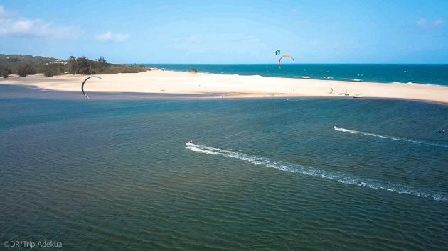 Votre séjour kitesurf et multi-activités au Mozambique