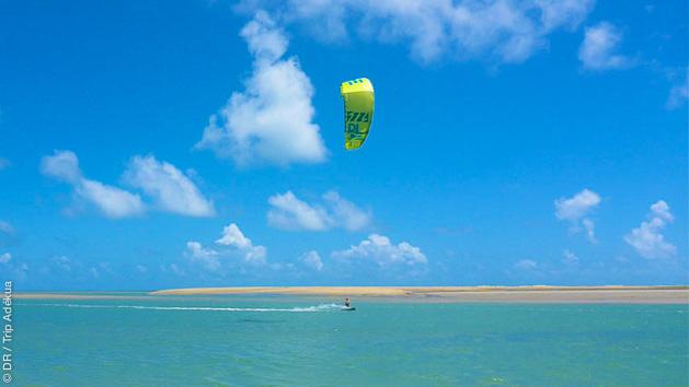 Votre séjour kitesurf à Jericoacoara dans le Nordeste du Brésil