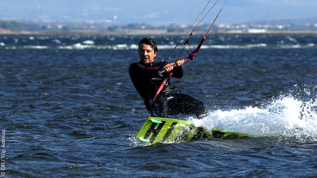 Votre séjour kitesurf à Marseillan près de Sète avec hébergement