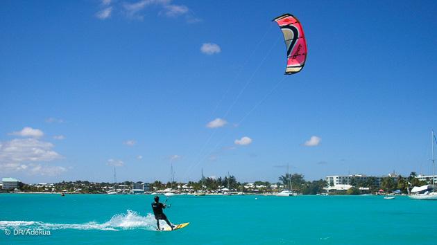 votre stage de kitesurf en Guadeloupe avec bungalow et voiture de location