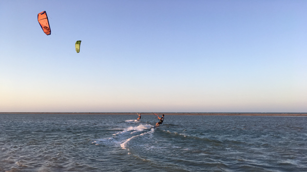 Un séjour kite de rêve sur la lagune de Praia do Patos au Brésil