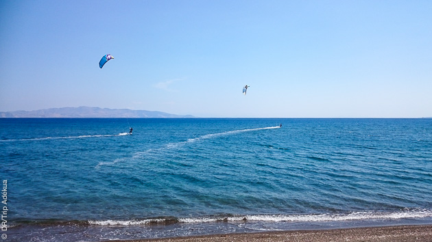 Stage intensif de kite surf à Datça, en Turquie