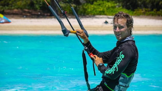 Un séjour kitesurf paradisiaques sur les spots de Polynésie