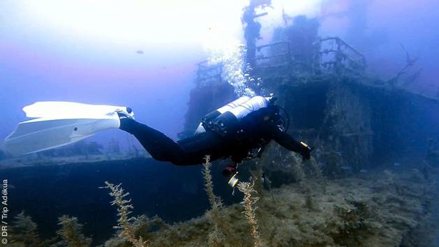 Votre séjour plongée dans l'archipel de Malte en Méditerranée