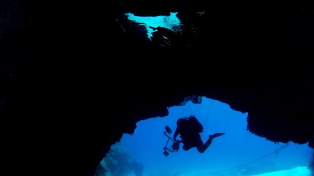 Huit immersions entre épaves et grottes en algarve au Portugal