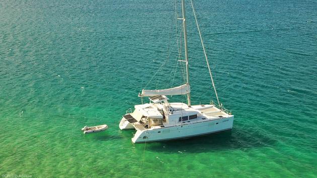 Une croisière en catamaran inoubliable aux Grenadines
