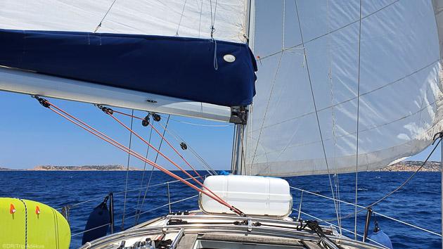 Une croisière de rêve sur un voilier en Corse et Sardaigne
