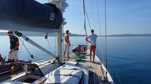 Votre croisière pour découvrir la Sardaigne en voilier