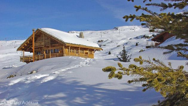 Profitez des sports d'hiver avec une semaine en chalet à l'Alpe d'Huez