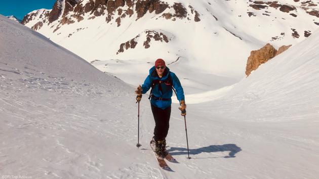 Votre court séjour ski de randonnée en Savoie avec hébergement grand confort