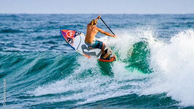 Des cours SUP & surf et des rando découverte des richesses du Costa Rica