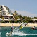 Avis séjour windsurf à Lanzarote aux Canaries