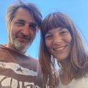 Portrait de Viviane et Loïc