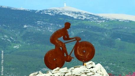 Exceptionnel week end vélo sur le Mont Ventoux