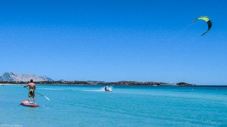 Votre croisière kitesurf sur les spot paradisiaques de Sardaigne
