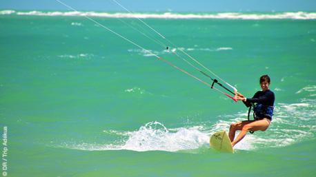 Séjour kitesurf sur mesure au Brésil, sur la lagune de Barra