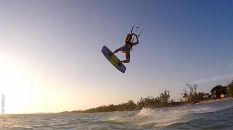 Séjour kitesurf pour riders autonomes à Cat Island, aux Bahamas