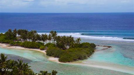 le paradis du boat trip se cache dans les atolls centraux des maldives