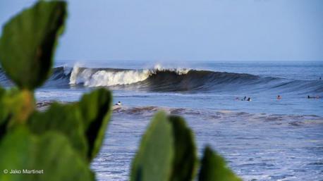 Les vacances surf commencent bien au Salavador