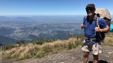 circuit randonnée à Rio