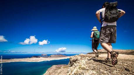 Toutes les infos vous sont fournies pour que vous arpentiez les plus beaux sentiers de rando de Lanzarote