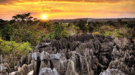 Splendides paysages à découvrir lors d'un trek exceptionnel à Madagascar