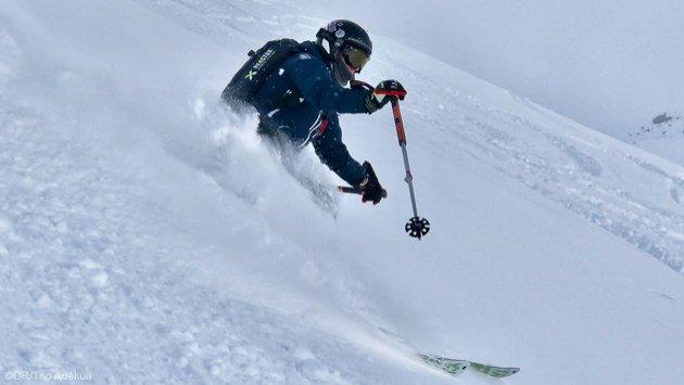 Skiez les plus belles pentes de l'Espace Killy en Savoie