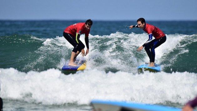 Votre séjour surf dans les Landes à Seignosse