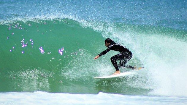 Surfez les plus belles vagues des Landes pendant votre séjour
