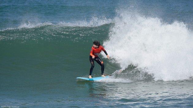 Votre stage de surf à Seignosse dans les Landes