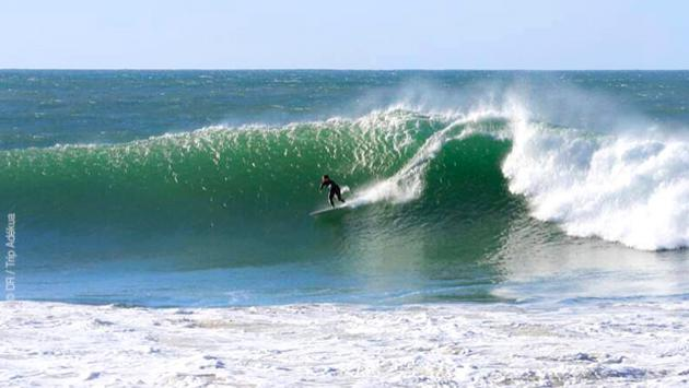 Surf trip sur la côte basque, sur les tops spots du Sud Ouest, entre France et Espagne