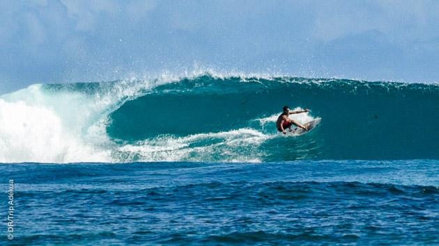 Votre séjour surf entre amis aux Philippines, près de la vague Cloud 9