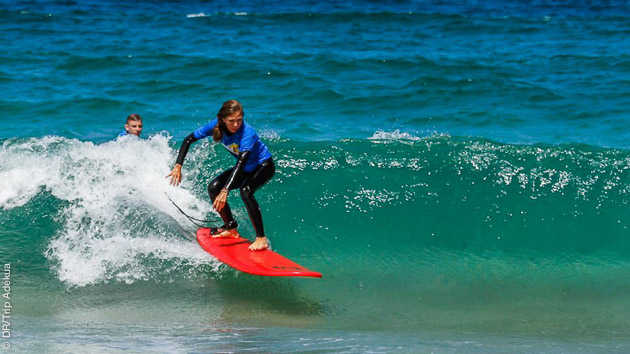 Séjour surf en famille sur les vagues de Fuerteventura aux Canaries