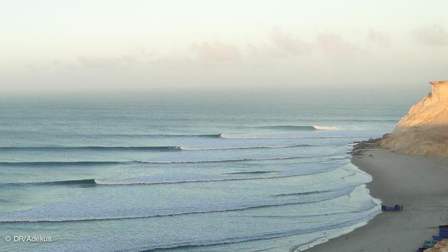les meilleurs spots de surf de Dakhla avec Trip Adékua
