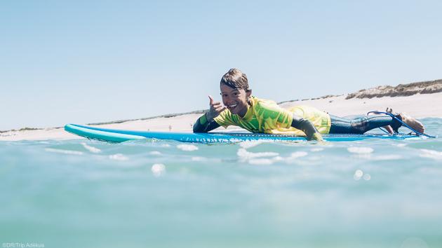 Votre séjour surf en famille près de Porto au Portugal