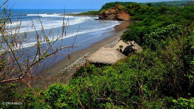 Le spot de surf au Salvador de Punta Mango pour vous seul ! Le grand luxe.