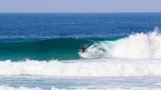 spot de rêve pour un voyage surf au Mozambique