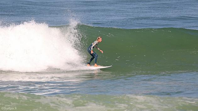 sejour avec du surf à Biarritz
