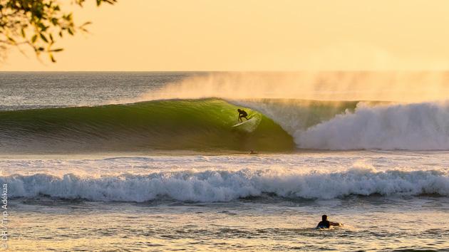 un surf trip de rêve au Costa Rica