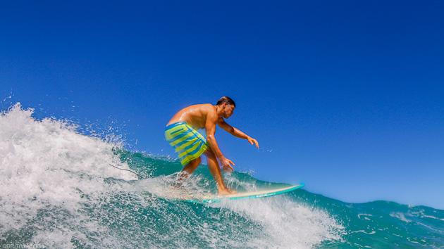 Votre séjour surf coaching unique à Bali en Indonésie