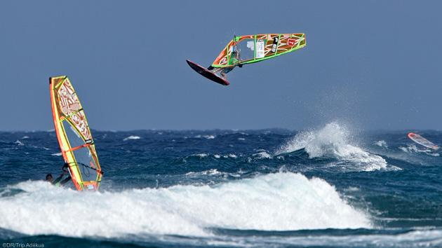 Votre séjour windsurf avec appartement et location de matériel à Lanzarote
