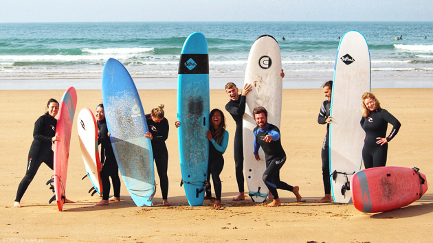 Votre surf trip au Portugal avec cours et hébergement en surf camp
